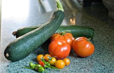 Almost Wordless Wednesday – Garden Update