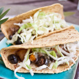 Picadillo Tacos with California Ripe Olives #kitchenplay