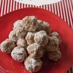 Eggnog Rum Ball Recipe