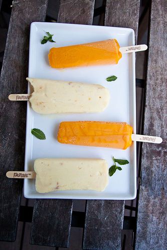 Fruttare Fruit Bars: the Bright Side of Summer {Sponsored}
