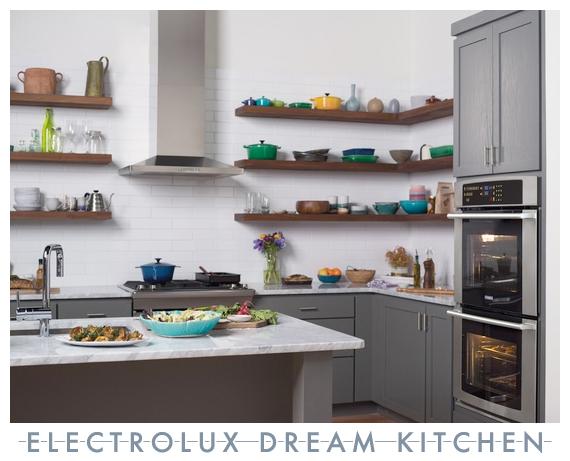 My Dream Kitchen Fashionandstylepolice: My Dream Kitchen With Electrolux {Sponsored Post} •The