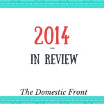 4 for '14 – a Year in Review