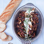 Easy Party Appetizer – Fig and Olive Tapenade