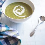 Spinach Sweet Potato Soup