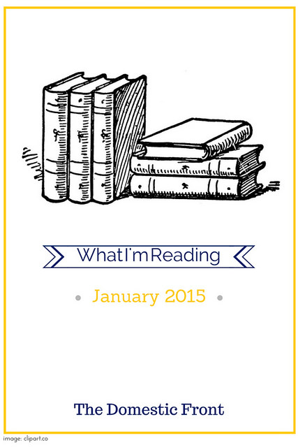 Reading Recommendations January 2015