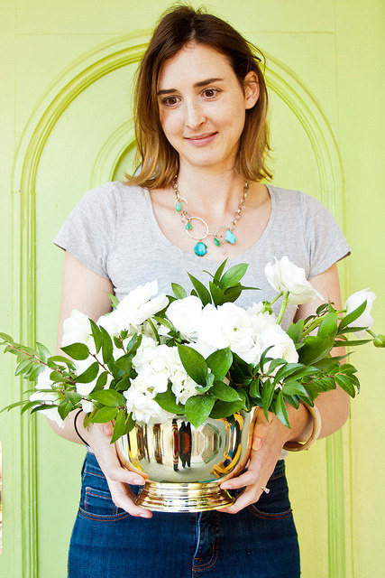 How to Arrange Flowers Lark Farnum Floral Design