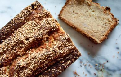 Tahini Sesame Banana Bread Dominique Ansel