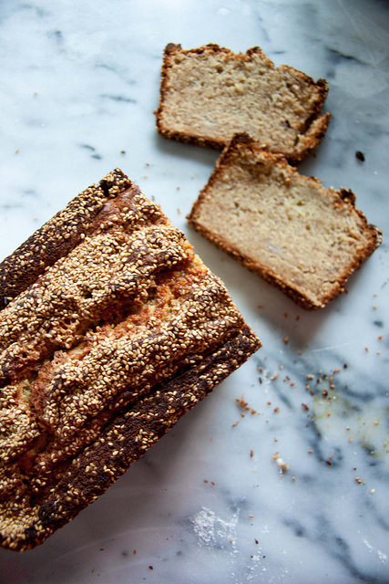 Tahini Sesame Banana Bread Dominique Ansel