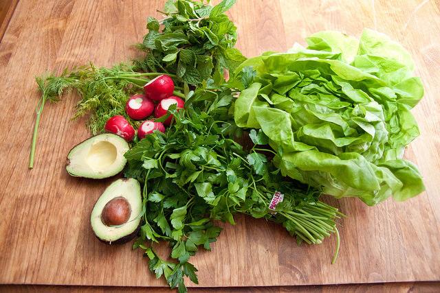 Boston Lettuce Salad