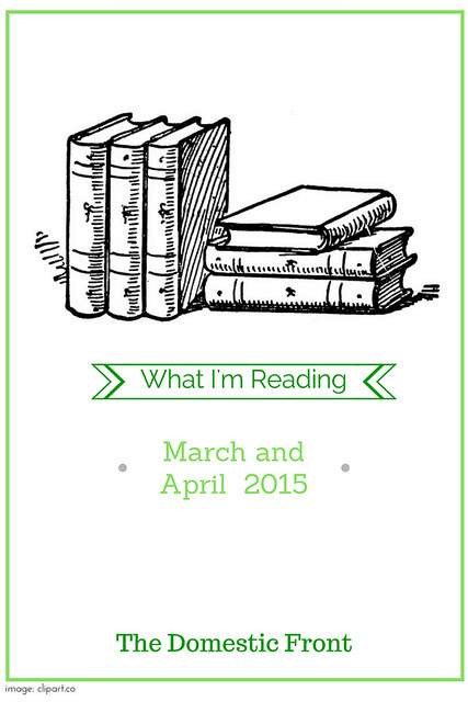 Book List - March and April