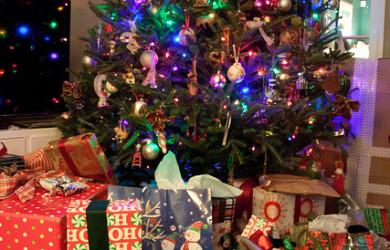 So many presents!