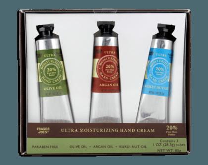 Ultra Moisturizing Hand Cream Trio450