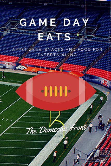 Game Day Eats